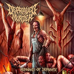 DEPRAVED MURDER - remnants of depravity - CD