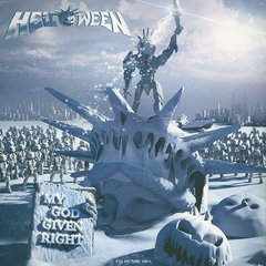Helloween ‎– My God-Given Right - CD