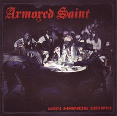 ARMORED SAINT - win hands down - CD