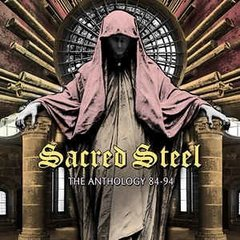 SACRED STEEL – the anthology 84-94 – CD