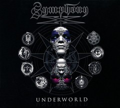 SYMPHONY X - underworld - Digipack CD