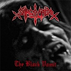 SARCÓFAGO – the black vomit – EP