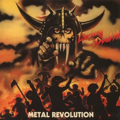 Living Death - metal revolution - LP - Importado!