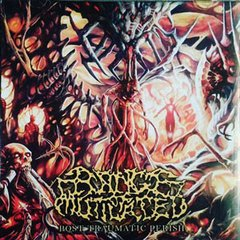 RANGE OF MUTILATED - post traumatic perish - CD