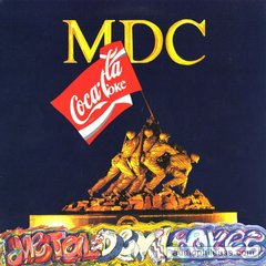 M.D.C. - Metal devil cokes - LP
