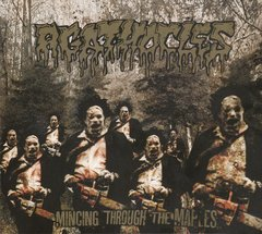 AGATHOCLES - mincing through the maples - Digipack CD