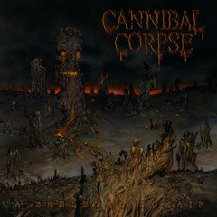 cannibal corpse - a skeletal domain - digipack cd