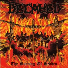 DECAYED - the burning of heaven - CD