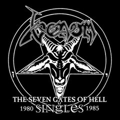 Venom ‎– The Seven Gates Of Hell: The Singles - CD