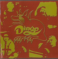 DINGO - no flattery! No flinch! Don´t turn your back! - CD