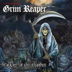 GRIM REAPER - Walking in the shadows - CD