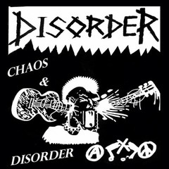 DISORDER / AGATHOCLES - Split LP