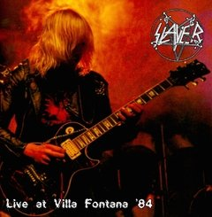 SLAYER – live at villa Fontana 84 – LP