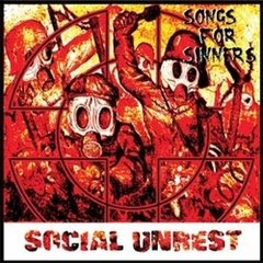 SOCIAL UNREST – songs for sinners – EP