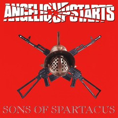 ANGELIC UPSTARTS - sons of spartacus - LP