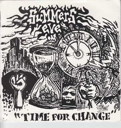 SUMMERS EVE - time for change - EP