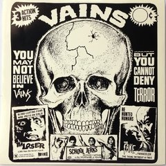 VAINS – you may not believe in vains but you cannot deny terror – EP
