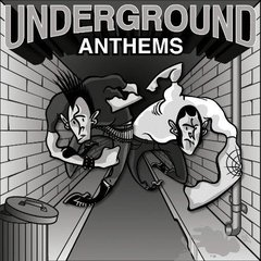 YPR002 - V/A - underground anthems - EP