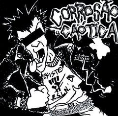 YPR012 - CORROSÃO CAÓTICA - 2 live shows in 92 - CDR