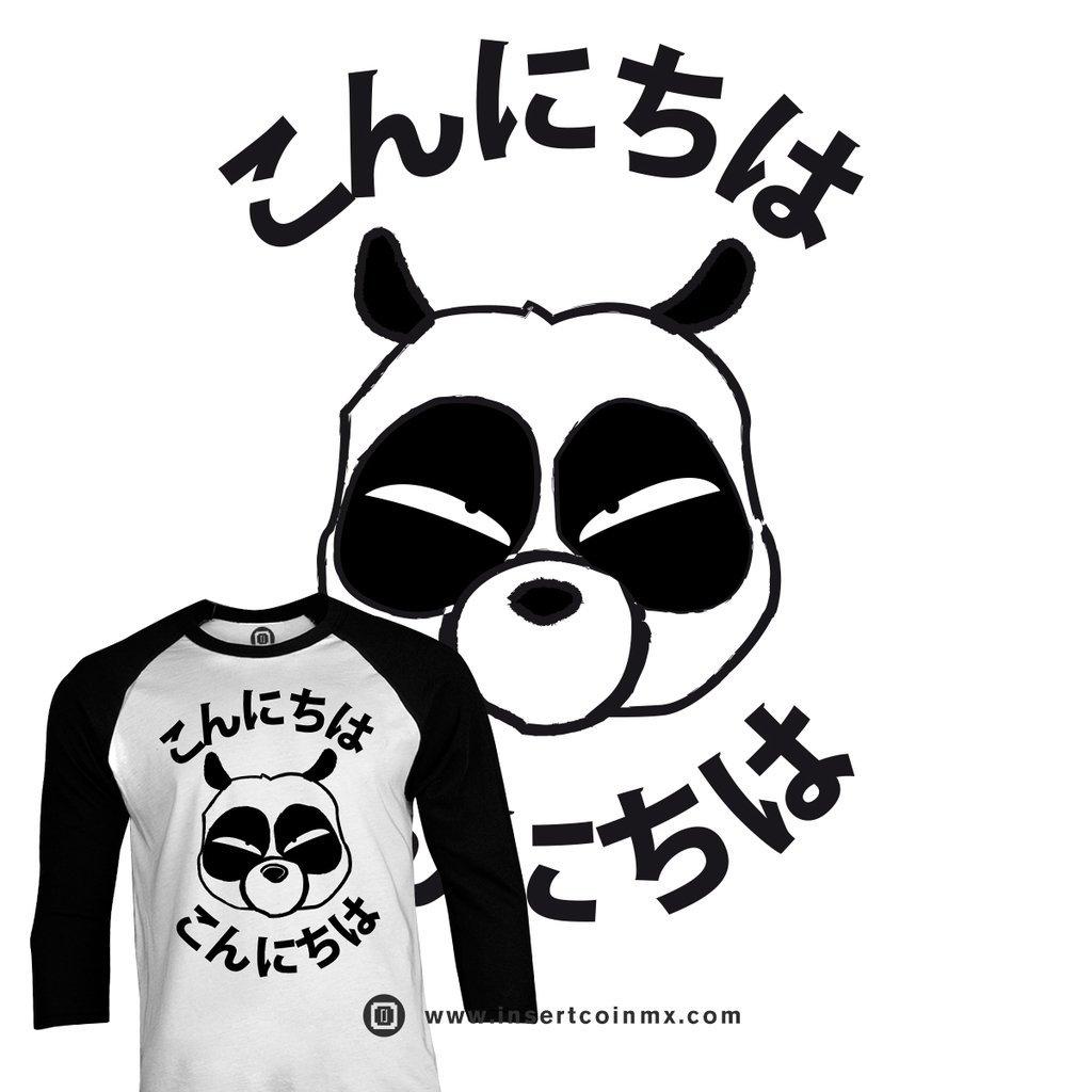 Raglan Panda Genma