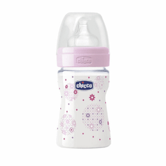 Chicco Mamadera Wellbeing Boy & Girl 150ml Anticolico 0+ en internet