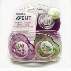 Chupetes 18m+ Avent Classic