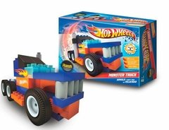 Rasti Hot Wheels Monster Truck 55 Pzas Arma Autos en internet