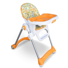 Silla Roma Mega Baby Orange