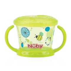 Porta Cereales Snack Keeper Nuby