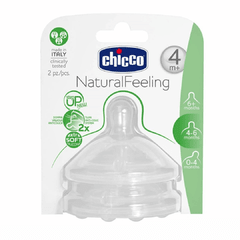 Tetina Chicco Natural 4m +