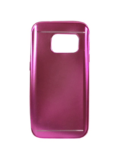 Case Rosa Barbie para Galaxy S7