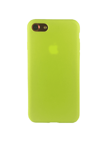 Case Verde Neon para iPhone 7/ iPhone 8