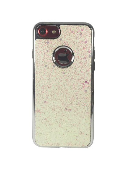 Case Brilho Branca para iPhone 7/ iPhone 8