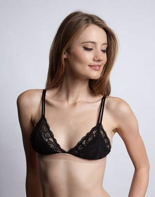 Corpiño Beachy Babe Bralette - French Affair