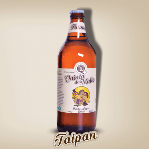 Taipan - Amber Lager - 600ml - comprar online