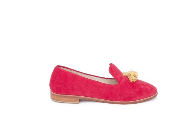 Slipper Rouge