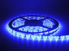 Fita de Led 24W IP20  SMD3528 Azul