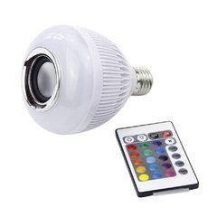 Bluetooth Music Bulb Led 12W RGB