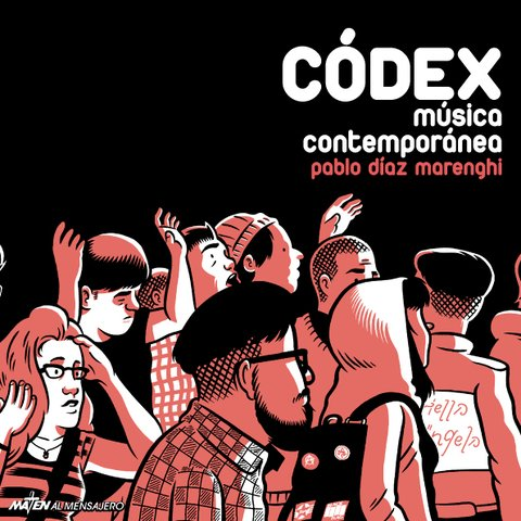 CODEX Musica Contemporánea - Pablo Díaz Marenghi