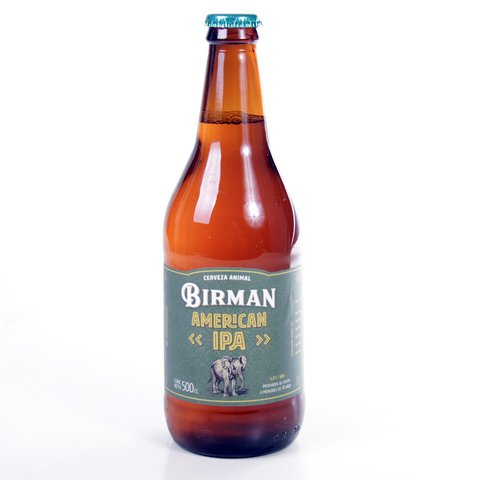 Cerveza Birman IPA (Indian Pale Ale) x 500cc