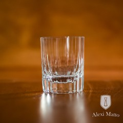 Vaso De Whiskey Cristal Massugu Rocks