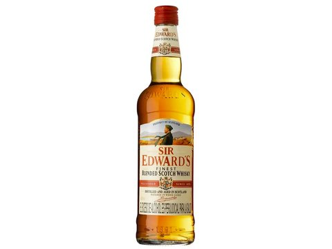 Whisky Escoces Sir Edward´s 700ml