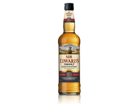 Whisky Escoces Sir Edward´s Smoky 700ml