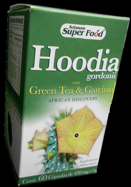Solanum Hoodia Gordonii 60 Capsules Natural World