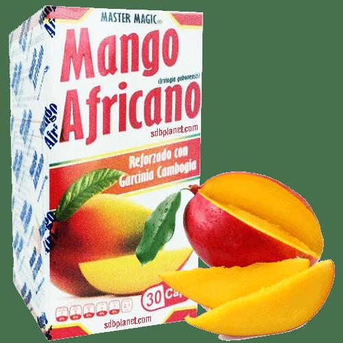 Africano capsulas en mexico mango