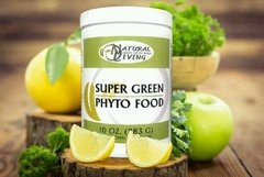 SDB, SUPER GREEN PHYTO FOOD, POLVO 283G en internet