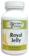 SDB, ROYAL JELLY, 90 SOFTGEL, JALEA REAL