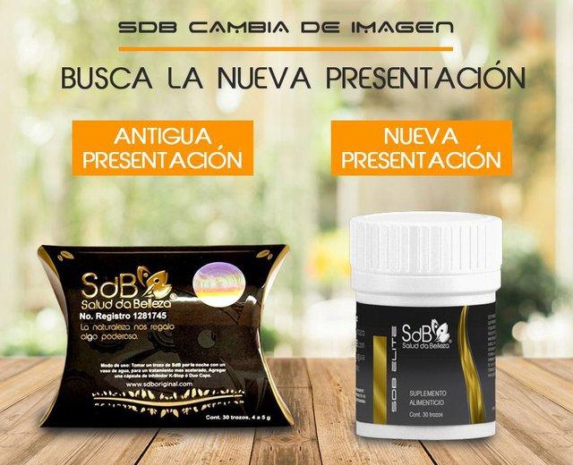 SDB, SEMILLA DE BRASIL ORIGINAL, 30 PZ - Mundo Natural