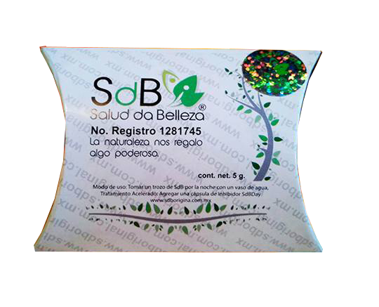 Sdb semilla de brasil original 30 pz mundo natural Semilla de brasil es toxica