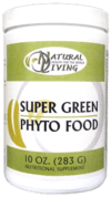 SUPER GREEN PHYTO FOOD